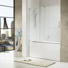 Glass Shower Doors With Tub by Bathroom White Corner Tub And Shower Using Glass Door With Combo