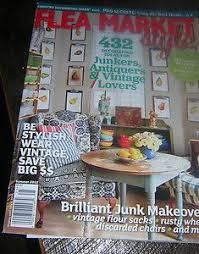 Cottage Decorating Magazine by 78 Best Flea Market Style Magazine Images On Pinterest Flea