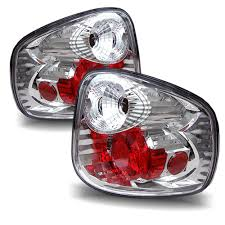ford lightning tail lights 04 ford f150 svt lightning tail lights chrome dash z racing