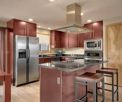 Kitchen Cabinets Cherry Furniture Modern Cherry Wood Kitchen Cabinets Beautiful Cherry