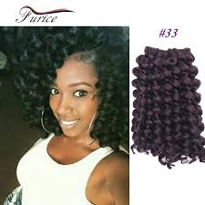 ombre crochet hairstyles 8 inch wand curl crochet hair extensions ombre twist braiding hair