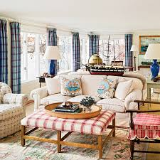 blue livingroom coastal colors white blue coastal living