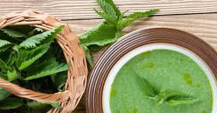 cuisiner l ortie minéralisante soupe à l ortie association manger santé bio