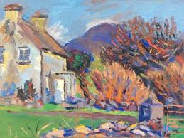 paint places my beautiful places in southern ireland john lawrence paintings