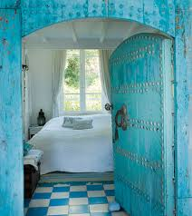 moroccan interiors color theory be calm with blue moroccan interiors paris