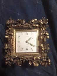 antique wall clock brands bulova wall clock that chimes grand