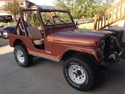 jeep 1980 cj5 1981 cj5 new to me jeep