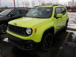 new jeep renegade green new 2018 jeep renegade altitude sport utility in washington j86001