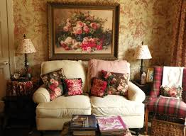 brambly toile bedroom a rose by any other name romantic