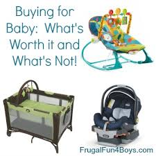 what to buy for baby products that are worth it and which ones