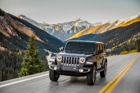 jl jeep new 2018 jeep wrangler jl debuts with 3 engine options upscale