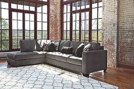 Ashley Chaise Sectional Sectional Sofas Ashley Furniture Homestore