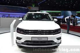 volkswagen jeep tiguan vw tiguan xl under consideration for australia