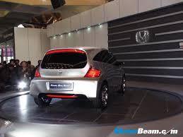 honda small car concept wallpaper honda at the 2010 auto expo