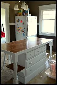 kitchen narrow kitchen island with kitchen island on casters
