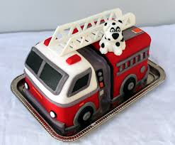 firetruck cakes leavitts cakes firetruck cake dalmation puppy
