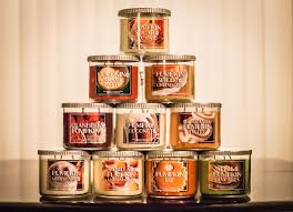 fall scents bath body works 2015 fall test candle haul youtube