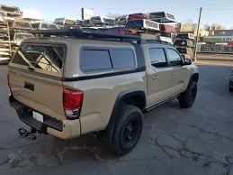 2014 Nissan Frontier Roof Rack by Topper Gallery Suburban Toppers