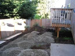 Budget Backyard Landscaping Ideas Plain Cheap Backyard Ideas Without Grass 10 Follows Inspiration
