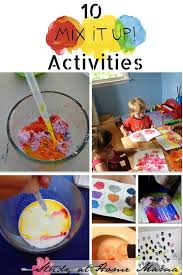 10 colour mixing activites and mix it up book review some of