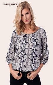 snake print blouse silk blouse with snake print