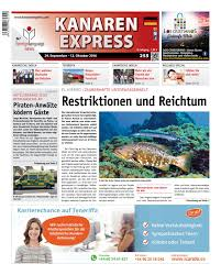 Tchibo Schlafzimmerm El Kanaren Express 255 Fln 47 By Island Connections Media Group Issuu