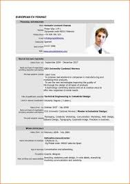 most recent resume format most current resume format sevte