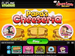 jeux de cuisine papa s papa s cheeseria un des jeux en ligne gratuit sur jeux jeu fr