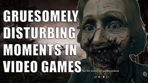 15 disturbing moments in video games that you wouldn t dare to