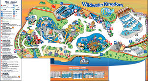 Cedar Fair Parks Map Wildwater Kingdom Is Closing Now What