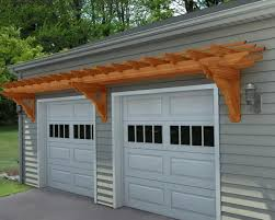 patio u0026 pergola awesome garage pergola kits garage ideas