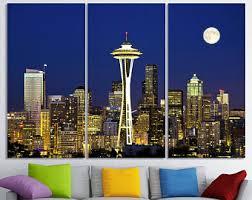 Home Decor Seattle Seattle Etsy