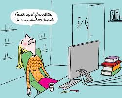 dessin humoristique travail bureau épinglé par en bleu sur juste pour rire juste