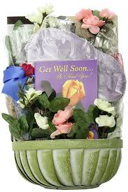 get well soon basket gift basket get well soon gift basket for
