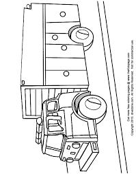 fire truck free coloring pages kids printable colouring sheets