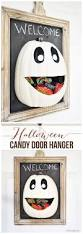 Halloween Decorating Doors Ideas Best 25 Halloween Door Hangers Ideas On Pinterest Boo Door