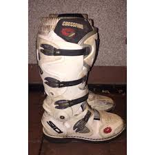 sidi crossfire motocross boots sidi crossfire motocross boot size 10 11 in colinton edinburgh