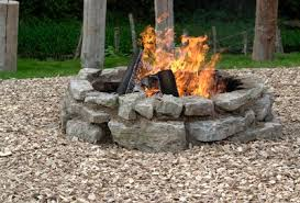 Firepit Rocks The Most Popular Rocks For Pits With Pictures Ehow