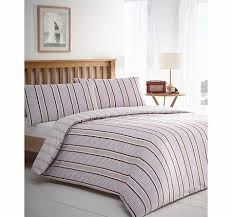 Bhs Duvets Sale Bhs Taunton Red Stripe Essential Bedding Set Red Stylish And