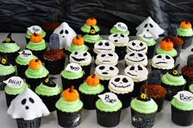 Halloween Cupcakes Cake by Feathers U0026 Figs Halloween Cupcakes