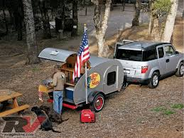 offroad teardrop camper socal teardrops rover trailer camping rv magazine
