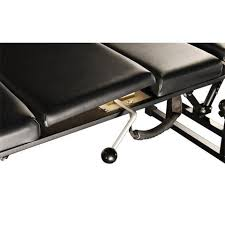 elite chiropractic tables replacement parts the sheffield elite portable folding chiropractor table the salon