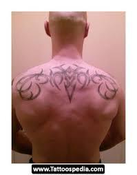 back tribal tattoos for 14 http tattoospedia com back tribal