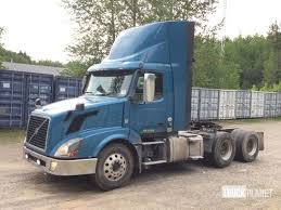 volvo truck tractor 2014 volvo vnl t a day cab truck tractor in prince george british
