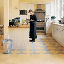 i say this makes me consider linoleum tiles in our kitchen
