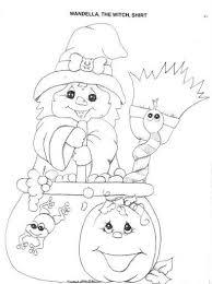 imagenes de halloween tiernas para colorear imagenes de halloween para niños mimundomanual