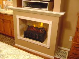interior design modern electric fireplace insert for your