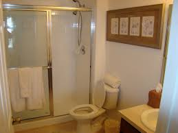 Wood Shower Door by Bathroom Decoration Using Bathroom White Wall Paint Including