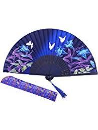 held paper fans shop decorative folding fans