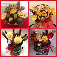 s day fruit bouquet 17 best images about fruit arrangements on skewers